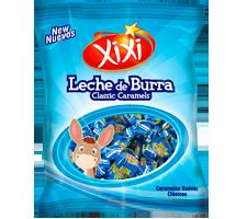 Caramelos de Leche de Burra