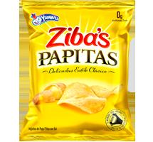 Ziba`s Papitas Clásicas