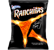 Ranchitas Salsa Negra