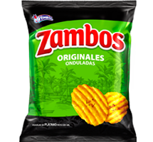 Zambos Plátano originales