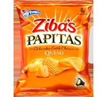 Ziba`s Papitas Queso