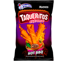 Taqueritos Extremos Hot BBQ