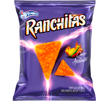 Ranchitas Queso Ardiente