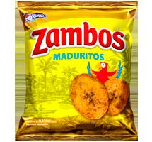 Zambos Plátano Maduritos