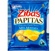 Ziba`s Papitas Miel Mostaza