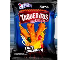 Taqueritos Chile Botanera
