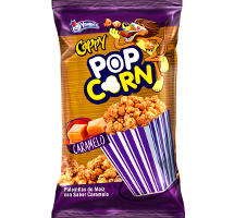 Cappy Pop Corn Caramelo