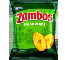 Zambos Salsa Verde