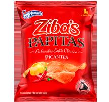 Ziba`s Papitas Picantes