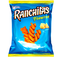 Ranchitas Tornitos Queso
