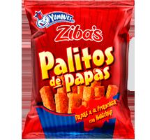 Palitos de Papa Ketchup