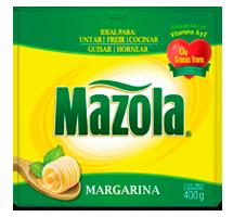 Margarina Mazola
