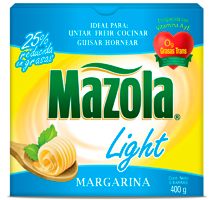 Margarina Mazola Light