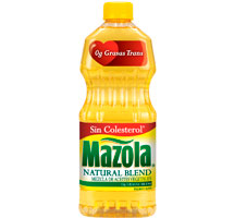 Aceite Mazola Natural Blend