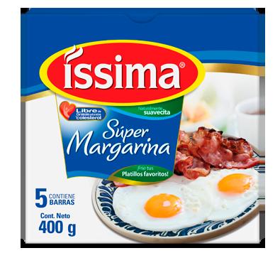 Súper Margarina Issima