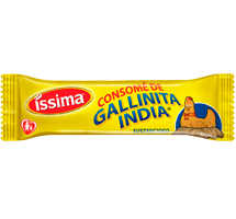 Consomé Gallinita India