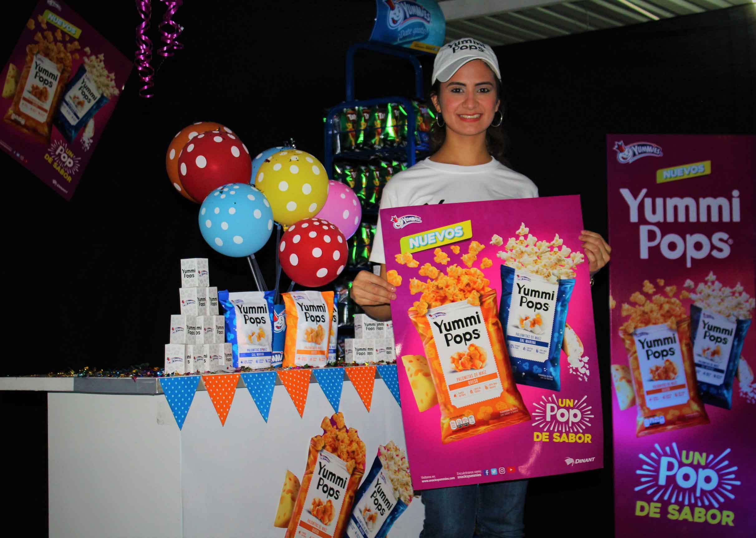 Yummies presents Yummi Pops, Popcorn