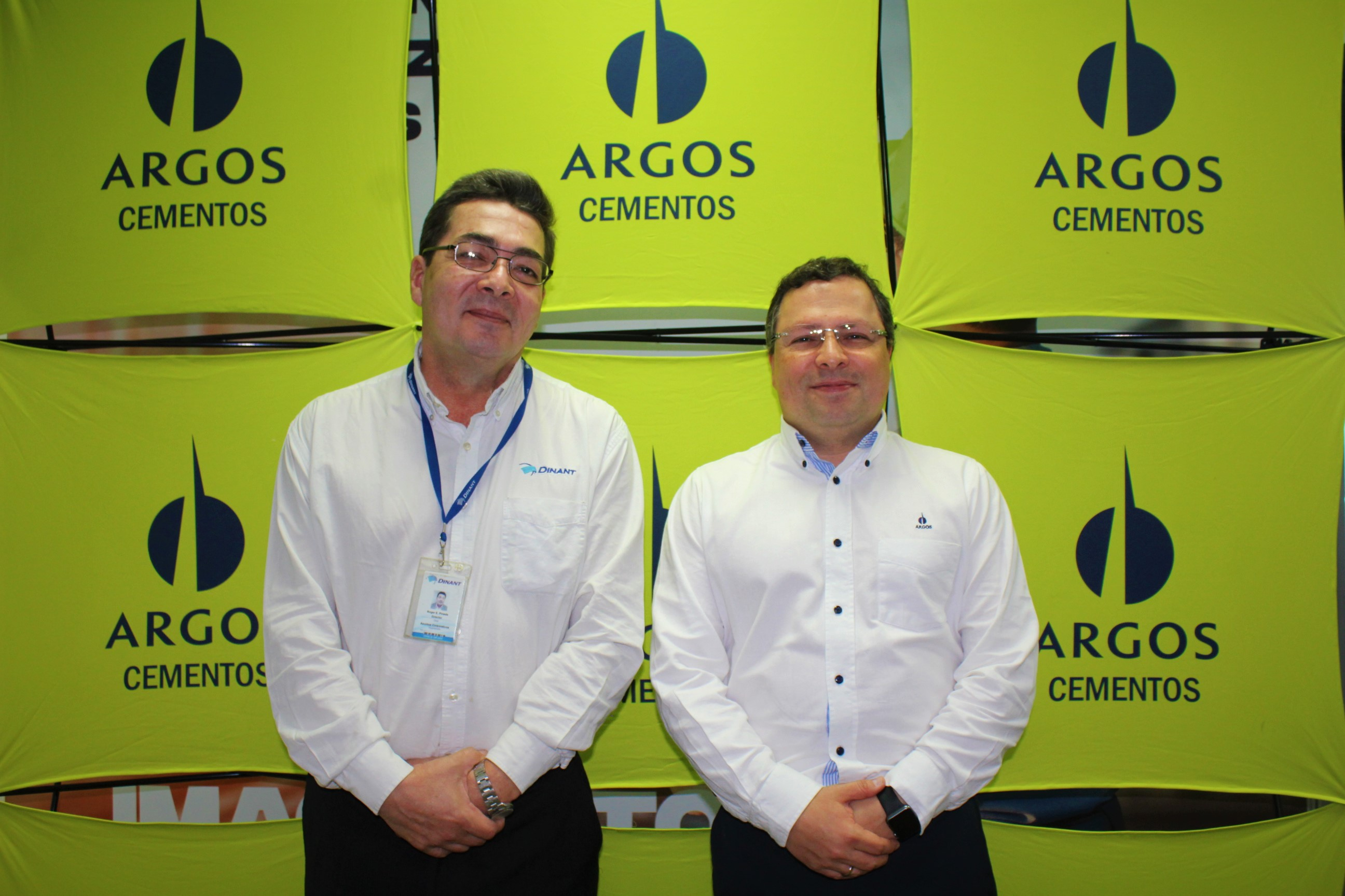 Corporación Dinant and Cementos Argos sign an agreement to be allies in the responsible management of industrial plastic waste