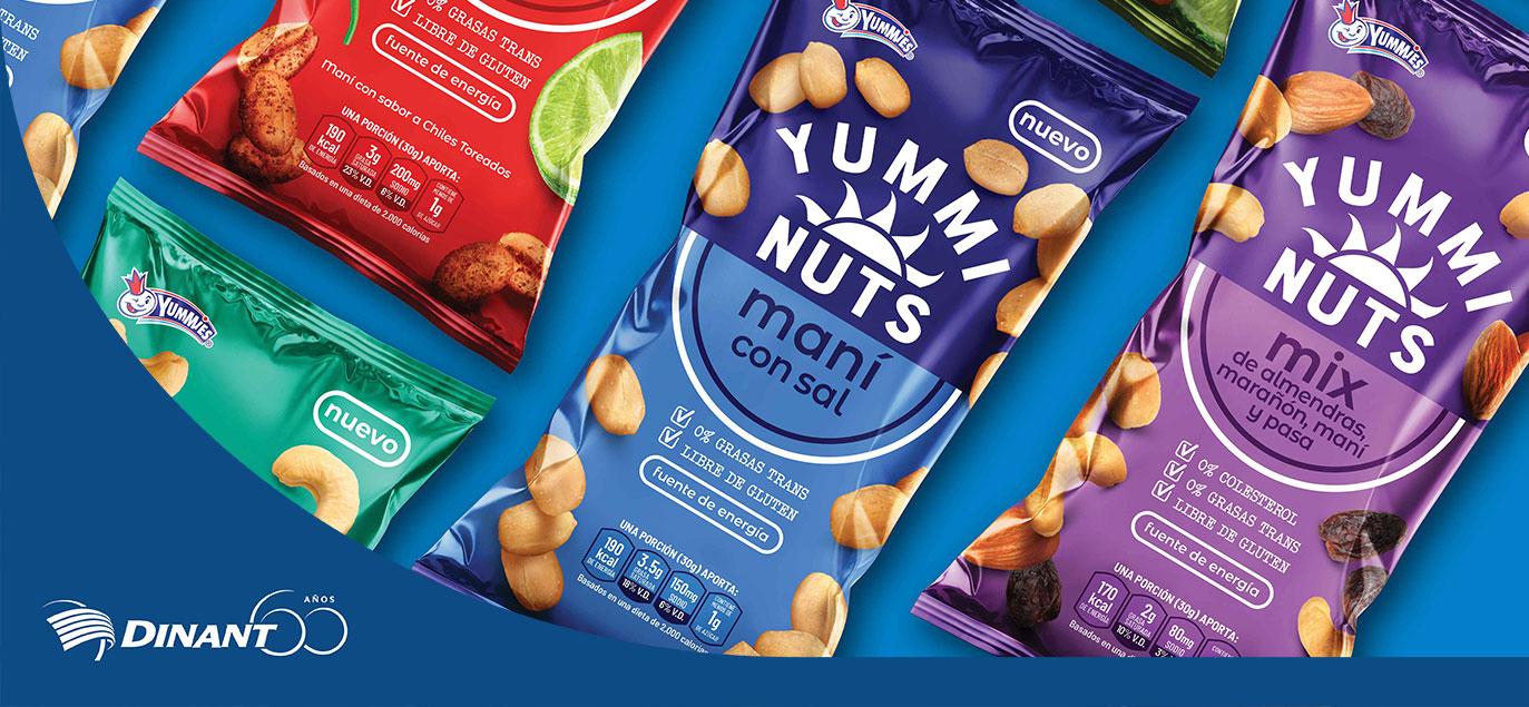 Meet the new Yummi Nuts