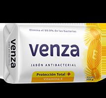 Jabón de tocador Venza Vitamina E